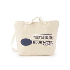 Blue Note Records(R)コラボ ロゴプリントサコッシュ