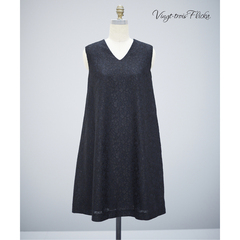【Vingt-trois Flicka】Bonding Lace dress ワンピース