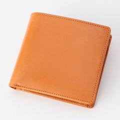 NOTECASE WITH COIN CASE 2つ折り財布 小銭入れあり