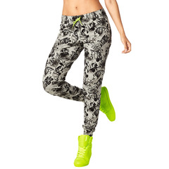 Queen Of The Jungle Skinny Sweatpants