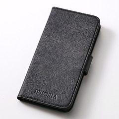 iPhone 6PLUS/6S PLUS ケース(BOOK CASE - BLACK)