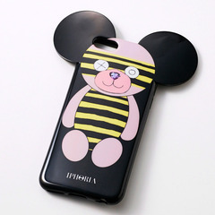 iPhone6/6S ケース(TEDDY BEE)
