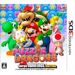3DS  PUZZLE&DRAGONS SUPER MARIO BROS.EDITION