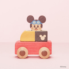Disney|KIDEA PUSH CAR/ミッキーマウス