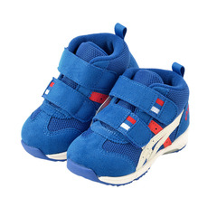 [ベビー]アシックス SUKUSUKU GD.RUNNER BABY MS-MID ブルー