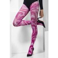 Opaque Tights Pink