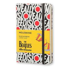 MOLESKINE(モレスキン) ビートルズ ノートブック(横罫) Pocket All You Need Is Love