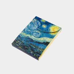 MoMA  Gogh / Starry Night ノートパッド