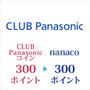 CLUB Panasonicコイン