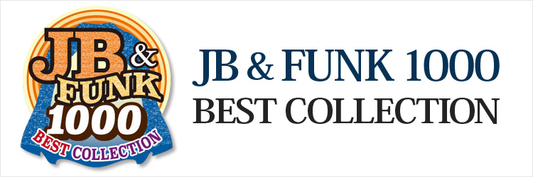 JB & FUNK 1000 BEST COLLECTION