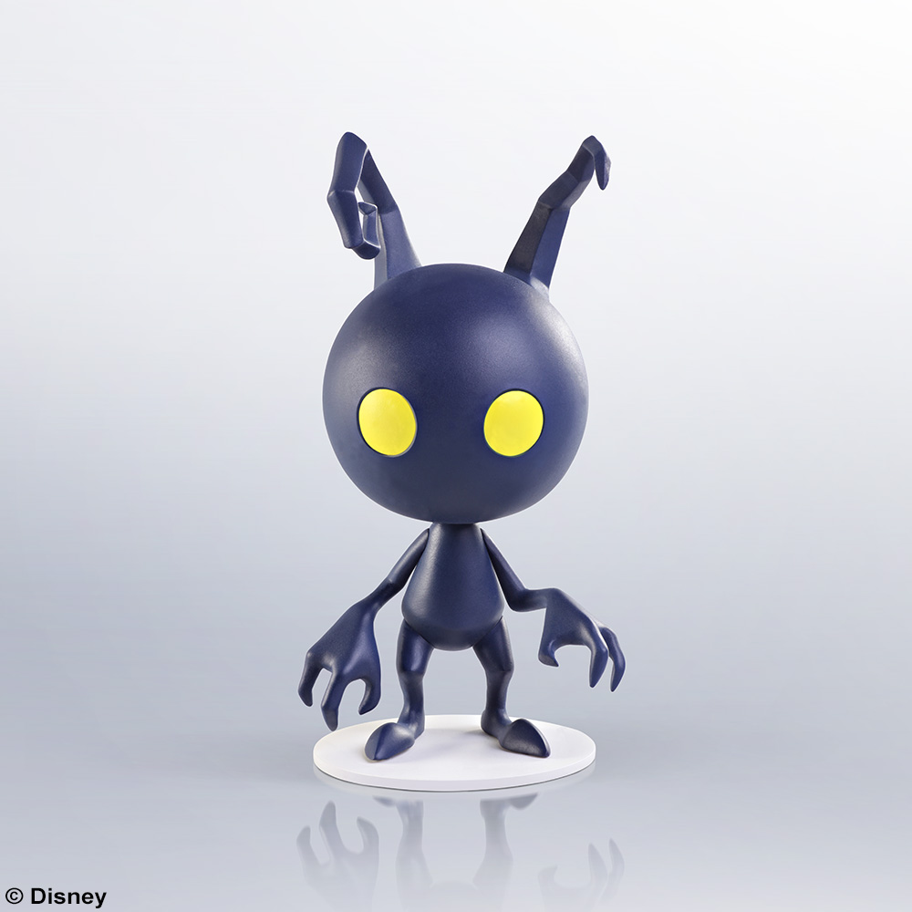 KINGDOM HEARTS STATIC ARTS mini シャドウ