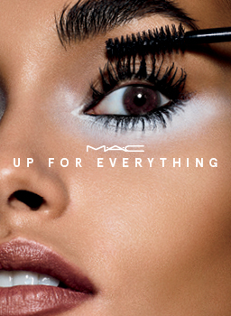 POWDER KISS LIPSTICK · UP FOR EVERYTHING LASH