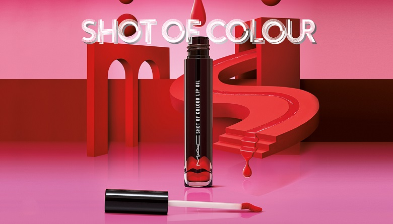 SHOT OF COLOUR LIP OIL