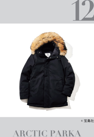 ARCTIC PARKA WOOLRICH アークティックパーカ