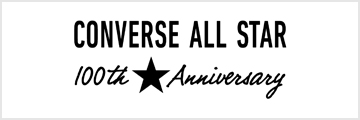 CONVERSE ALL STAR 100th★Anniversary