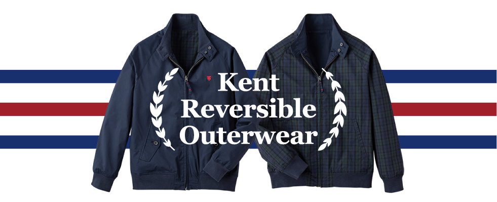 Kent Reversible Outerwear
