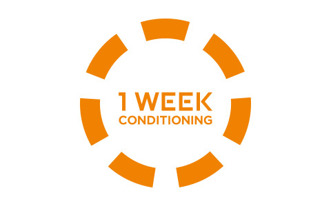 1WEEK CONTDITIONING