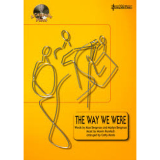 楽譜 THE WAY WE WERE