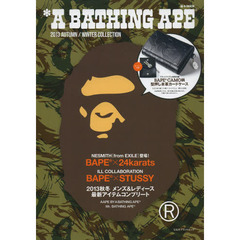 A BATHING APE 2013AUTUMN/WINTER COLLECTION