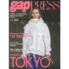 2019 A/W gap PRESS vol.146 TOKYO (gap PRESS Collections)  TOKYO COLLECTIONS
