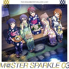 THE IDOLM@STER MILLION LIVE! M@STER SPARKLE 03<セブンネット限定02&03購入特典:ポストカード(2枚セット)>