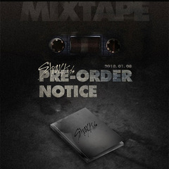 STRAY KIDS/MIXTAPE(輸入盤)