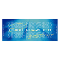 Little Glee Monster/BRIGHT NEW WORLD/ツアータオル【2次販売】