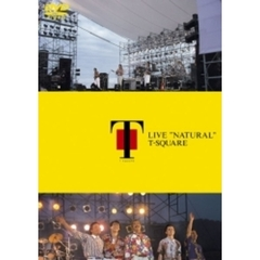 "T-SQUARE/LIVE ""NATURAL""(DVD)"