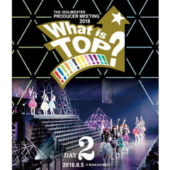 765PRO ALLSTARS/THE IDOLM@STER PRODUCER MEETING 2018 What is TOP!!!!!!!!!!!!!? LIVE Blu-ray DAY 2(Blu-ray Disc)