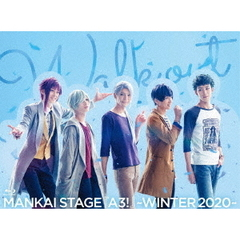 MANKAI STAGE 『A3!』~WINTER 2020~ 【Blu-ray】(Blu-ray)