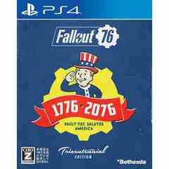 PS4 Fallout 76 Tricentennial Edition