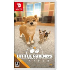 Nintendo Switch LITTLE FRIENDS - DOGS & CATS -