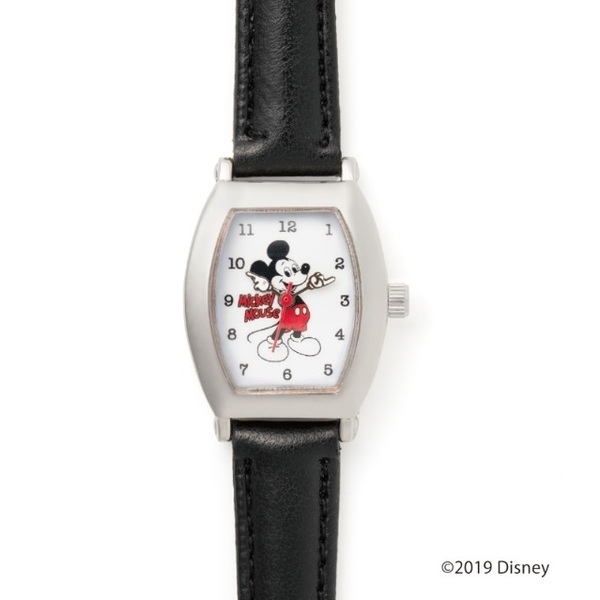 MICKEY MOUSE FASHION WATCH BOOK
