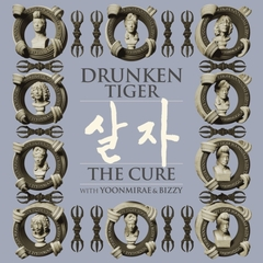 DRUNKEN TIGER WITH YOON MI RAE & BIZZY/CURE(輸入盤)