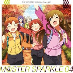 THE IDOLM@STER MILLION LIVE! M@STER SPARKLE 04<セブンネット限定連動購入特典「M@STER SPARKLE04」&「02 フェアリースターズ」:ポストカード2枚セット>