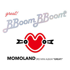 MOMOLAND/3RD MINI ALBUM : GREAT!(輸入盤)