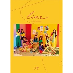 UNI.T/1ST MINI ALBUM : LINE(輸入盤)