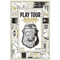 安室奈美恵/NAMIE AMURO PLAY TOUR 2007(DVD)