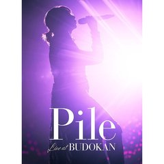 Pile/Pile Live at Budokan<初回限定盤>(Blu-ray Disc)