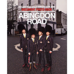 ABINGDON ROAD abingdon boys school EUROPE TOUR 2009 DOCUMENT PHOTO BOOK