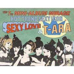 6TH MINI ALBUM (REPACKAGE) : MIRAGE: (輸入盤)