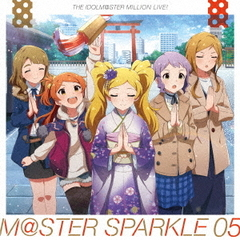 THE IDOLM@STER MILLION LIVE! M@STER SPARKLE 05<セブンネット限定連動購入特典「THE@TER GENERATION 03」&「M@STER SPARKLE05」:ポストカード2枚セット>