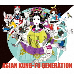 ASIAN KUNG-FU GENERATION/BEST HIT AKG 2(2012-2018)(初回生産限定盤/CD+DVD)