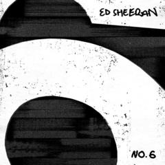 ED SHEERAN/NO.6 COLLABORATIONS PROJECT(輸入盤)