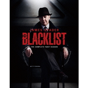 ブラックリスト SEASON 1 COMPLETE BOX(Blu-ray Disc)