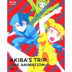 AKIBA'S TRIP -THE ANIMATION- Blu-rayボックス Vol.1(Blu-ray Disc)