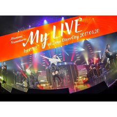 沼倉愛美/1st LIVE 「My LIVE」 at Zepp DiverCity 2017.08.20(Blu-ray Disc)