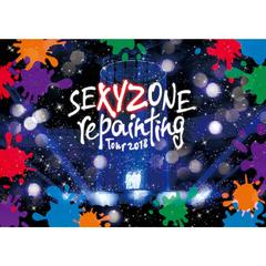 Sexy Zone/SEXY ZONE repainting Tour 2018 Blu-ray 通常盤(Blu-ray Disc)