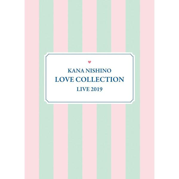 西野カナ/Kana Nishino Love Collection Live 2019 DVD 完全生産限定盤
