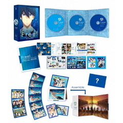 Free! -Eternal Summer- Blu-ray BOX(Blu-ray)